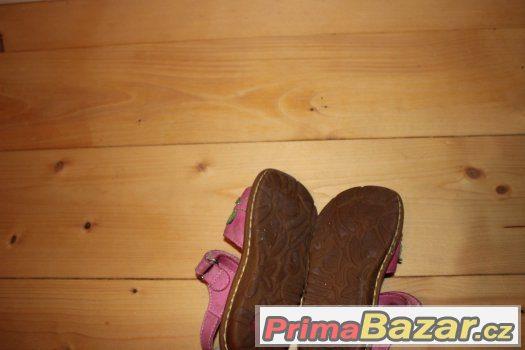 Dívčí sandálky značky Elefanten vel.25
