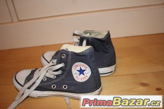 Chlapecké kotníkové boty CONVERSE vel.28