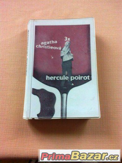 Christie A. - 3x Hercule Poirot