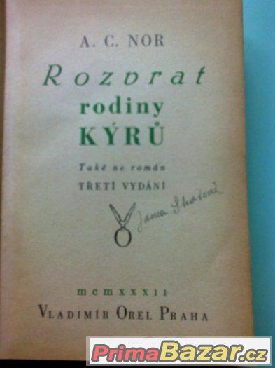 A.C.NOR- ROZVRAT RODINY sleva