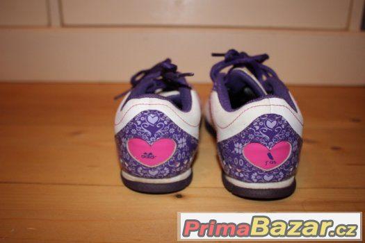 Dívčí tenisky Adidas- vel.32