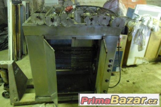 El. profi gril CHERGUI ,380V, 16kW, typ RPM1,