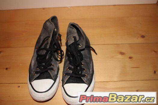 Dívčí kotníkové boty CONVERSE vel.35