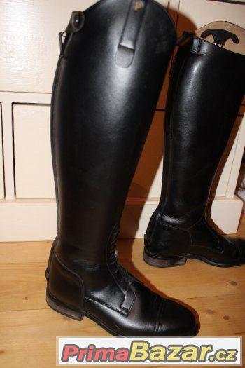 Dámské vysoké jezdecké boty Petrie Melbourne