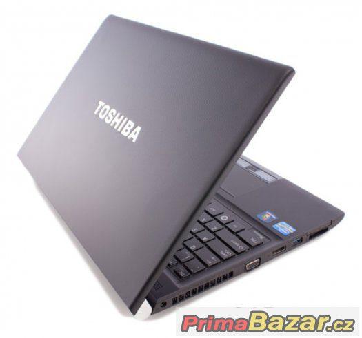 Firemní notebooky 18ks Toshiba Tecra R850 s roční zárukou