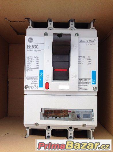 Průmyslový jistič GE Energy FG630