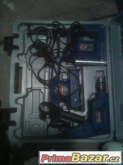 Kufřík s elektrickým nářadím