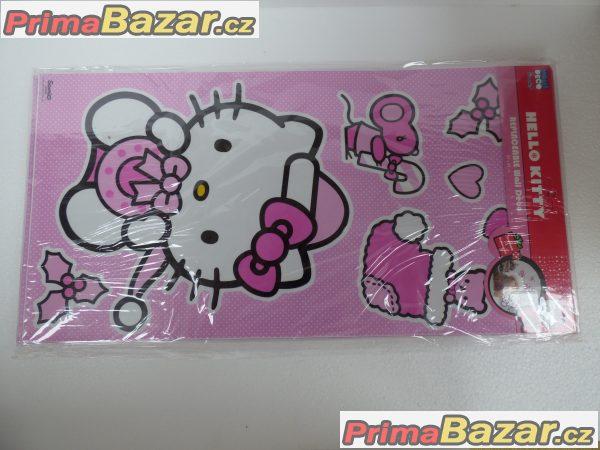 samolepky Hello Kitty