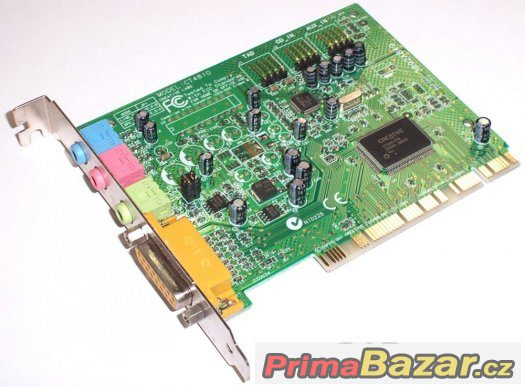 Zvuková karta CREATIVE Sound Blaster PCI128 CT4810