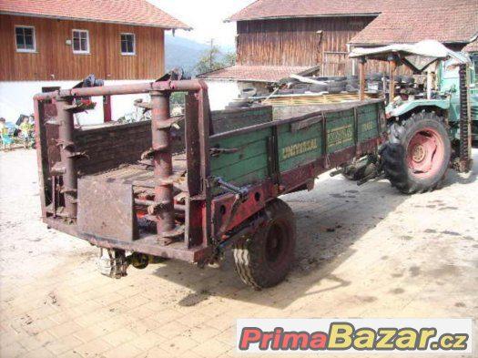 Prodám rozmetadlo (krojidlo) hnoje KEMPER