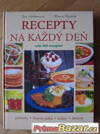 Velká kuchařka,Recepty na každý deň