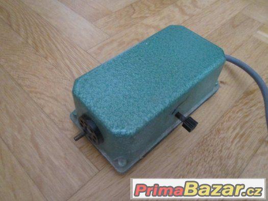 Kompresor VIKO 120 s regulací proudění vzduchu