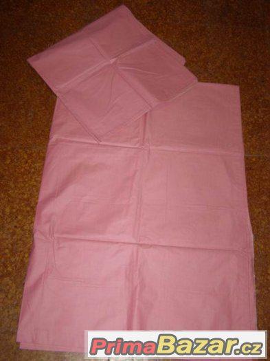 Sypky - sypkovina na deky a polštáře - ušité - nové