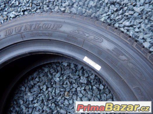 2x nové letní Dunlop SP 30 195/55/16 87H