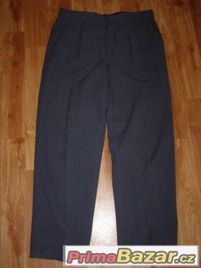 Pánský společen. oblek s kalhotama vel.54