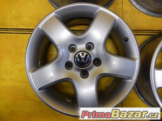 VW T5 5x120 7x17 ET55 - 4x orig. alu kola model Solace