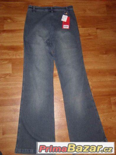 Dívčí - dámské rifle -džíny vel.42 - NOVÉ