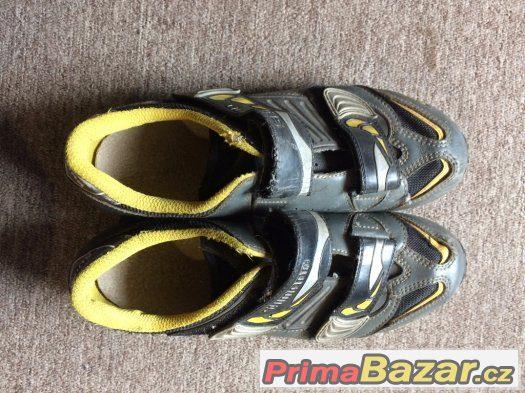 Cyklistické boty SHIMANO