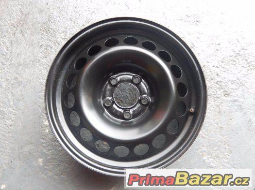 5x112 R16 Audi A4,Mercedes Benz - 4x plechové disky