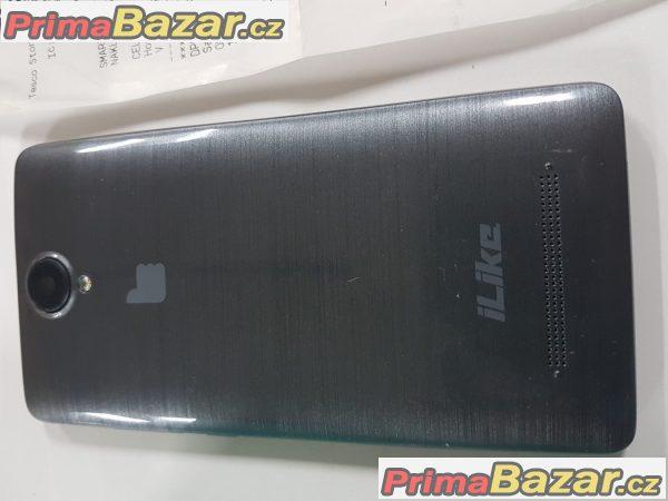 nový mobilní telefon smart iLike X5 procesor 4x1.3G
