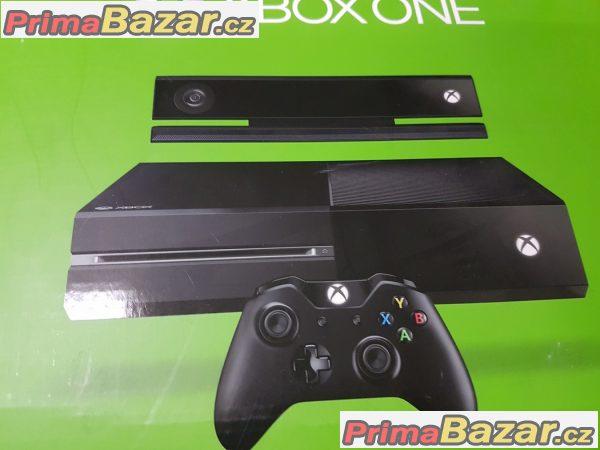 nová herní konzole Xbox One 500gb