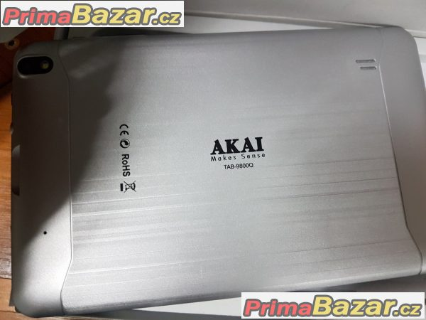 Zánovní tablet Akai se zárukou 4x1.2 Ghz 8