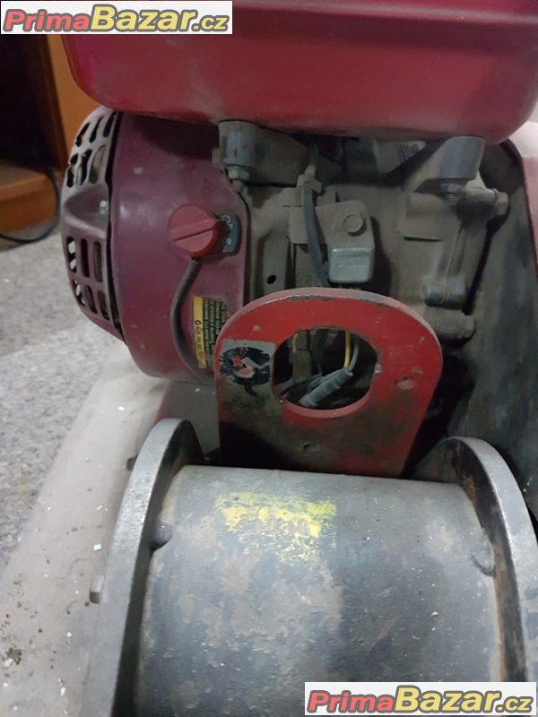 Motorová vibrační deska s motorem Honda ZH8 852 163m3