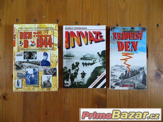 knihy - záhady, ufo, svět, válečné, mash, černí baroni