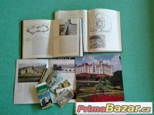 Britské hrady