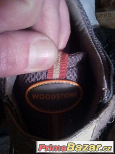 Boty Woodstone velikost 32