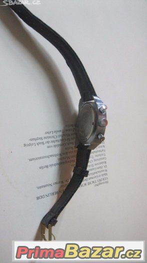 Starozitne nemecke sberatelske panske hodinky RUHLA CHRONOGR
