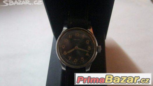 Starozitny svycarske sberatelske naramkove hodinky Ebosa Wat