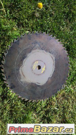 Cirkulárka - pilové kotouče 500mm (na dřevo, na železo)