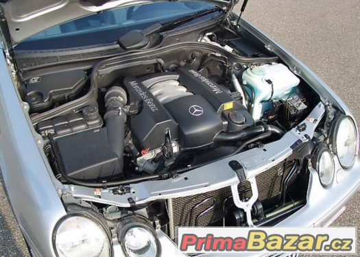 PRODEJ - MERCEDES-BENZ CLK 320 Avantgarde AMG DESIGN
