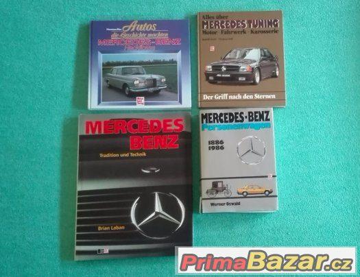 Knihy Mercedes Benz