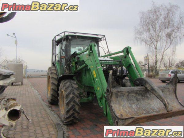 Traktor JOHN DEERE 6100 MC