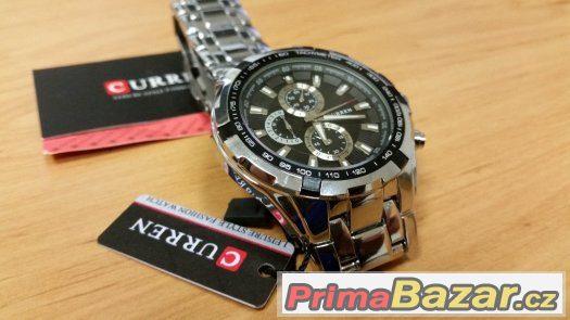 sportovni-hodinky-curren. Prodám pánské ... 9de025b18f5