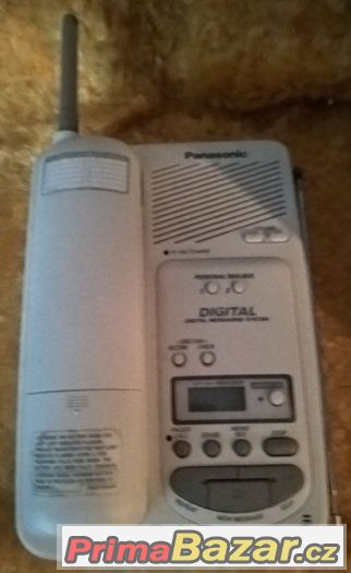 Bezdrátový telefon Panasonic KX T4500