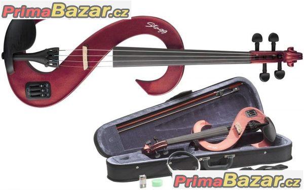 Elektrické housle