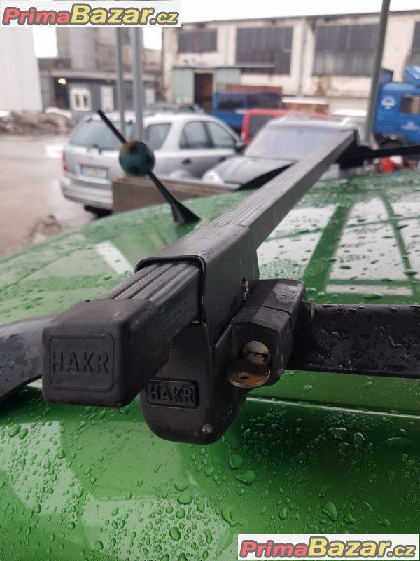Příčníky Škoda fabia od 2012