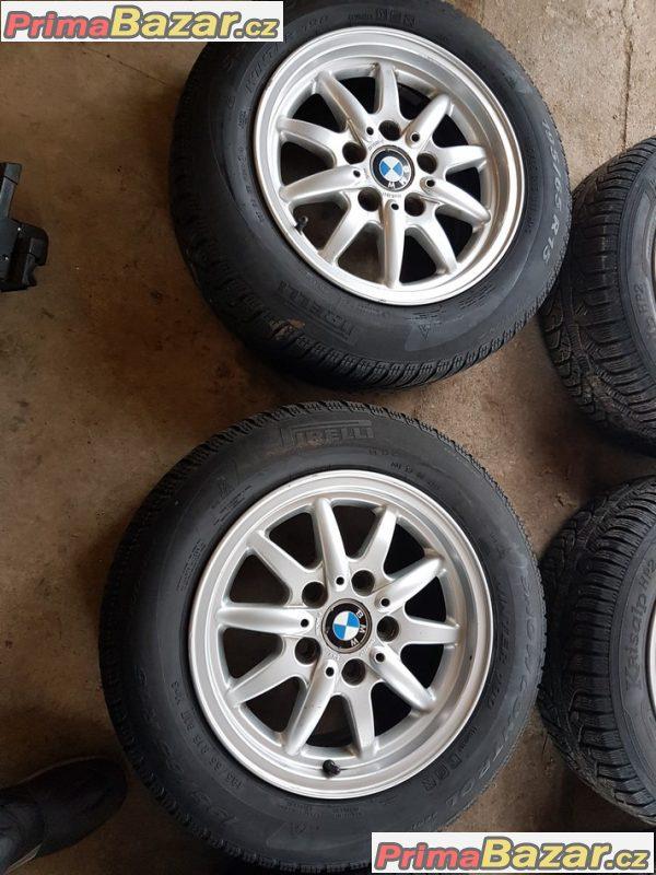 sada alu kola BMW  5x120 1182608-2 7jx15 is47