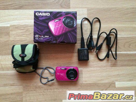 Fotoaparát Casio