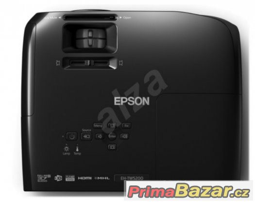 Projektor EPSON EH-TW5200 NOVÁ CENA