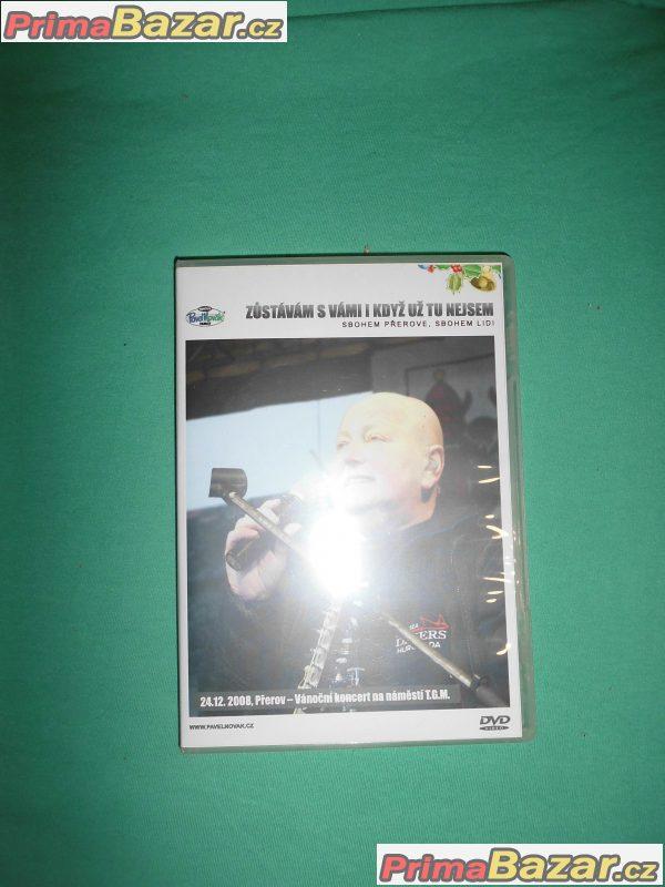 DVD Pavel Novák