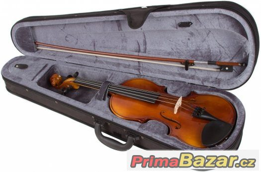 Prodám housle 4/4 nebo 3/4 kompletní set