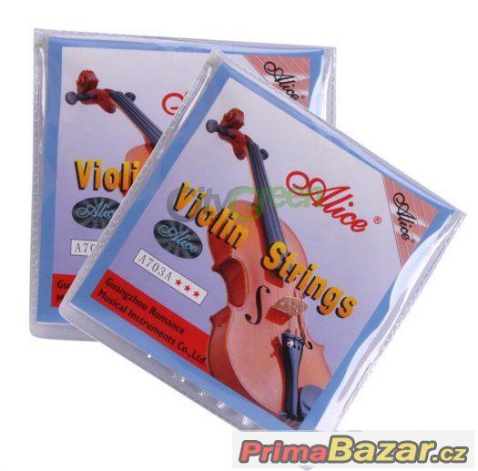 Prodám struny na housle