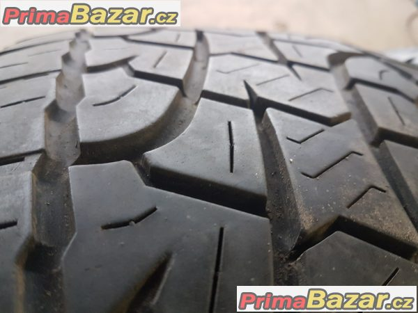 4xpneu Pirelli Scorpion atr r20   275/55 r20 111s vzorek 6mm