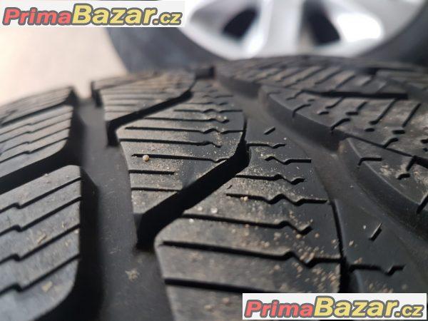 sada alu kola Bmw s pneu uniroyal 6758774 7 5x120 7jx16 is20