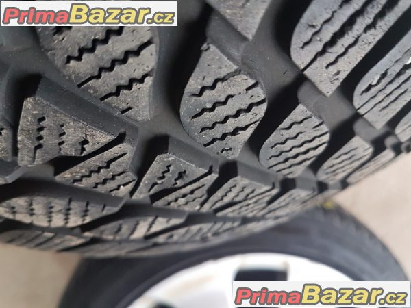 sada Bmw s pneu Bridgestone 6775596-13 5x120 8jx17 is34