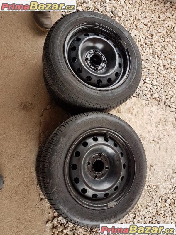 plechove disky Peugeot 4x108 5.5jx14 et24